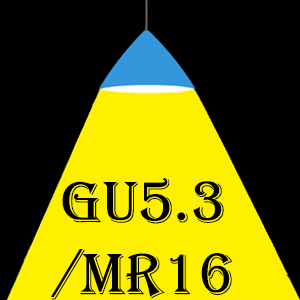 Ampoules LED GU5.3 / MR16