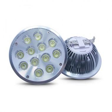 Ampoule LED AR111 12W (12V) (Pack de 10)