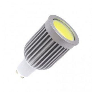 Ampoule LED GU10 COB 120º 7W (Pack de 10)