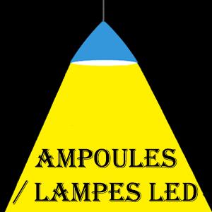 Ampoules / Lampes LED