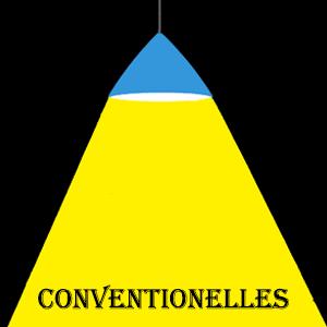 Ampoules LED E27 Conventionelles