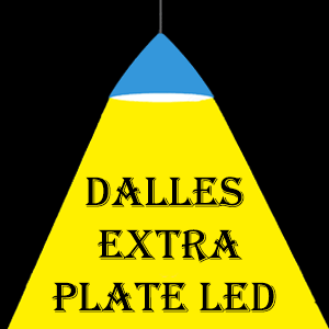 Dalles Extra Plate LED