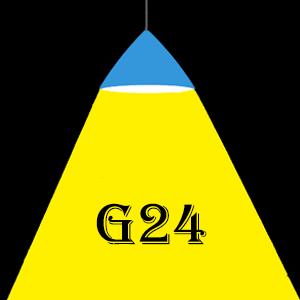 Ampoules LED G24