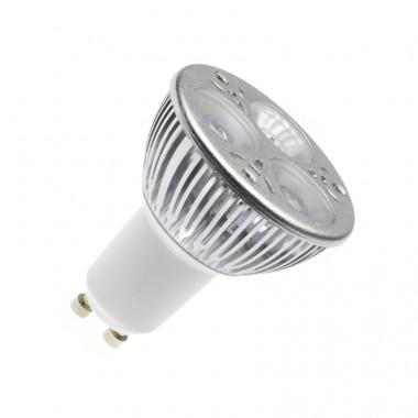 Ampoule LED GU10 60º 3W