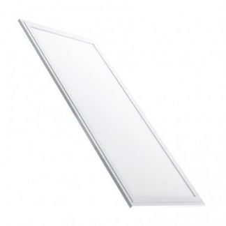Panneau LED Slim 120x60cm 72W Cadre Blanc