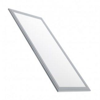Panneau LED Slim 60x30cm 36W Cadre Argenté