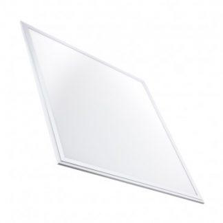 Panneau LED Slim 60x60cm 40W 3200lm Cadre Blanc