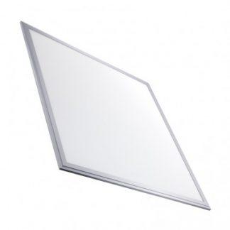 Panneau LED Slim 60x60cm 40W 3800lm Cadre Argenté
