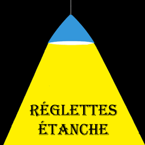Réglettes Étanche LED