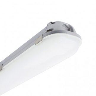 Réglette Étanche LED Aluminium 1200mm 40W (Pack de 10)