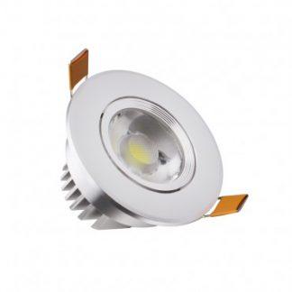 Spot LED Downlight Orientable COB 7W (Pack de 10)