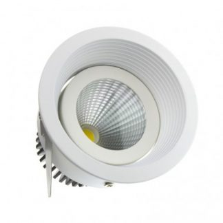 Spot LED Downlight Orientable H COB 7W (Pack de 10)