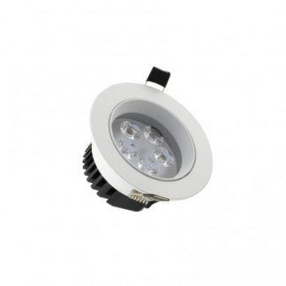 Spot LED Downlight Rond 5x1W (Pack de 10)