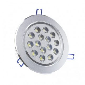 Spot LED Downlight Rond Orientable 15x1W (Pack de 10)